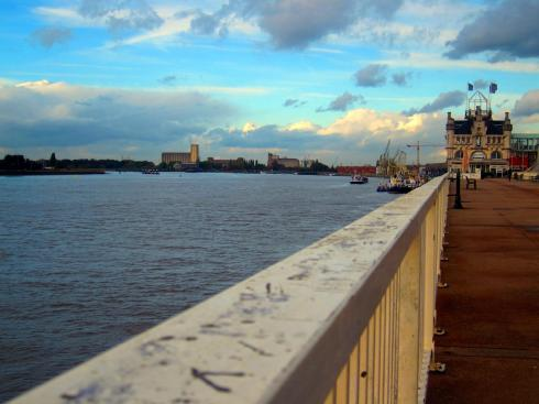 The River Scheldt