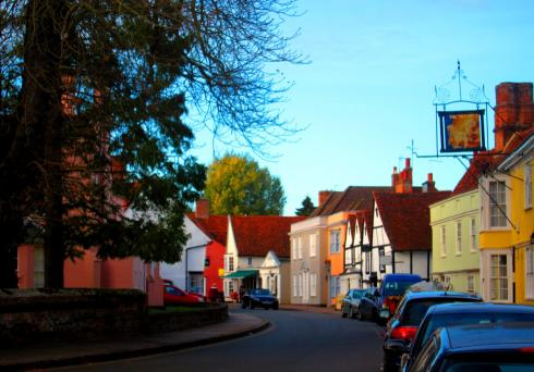 Village of Stratford St Mary